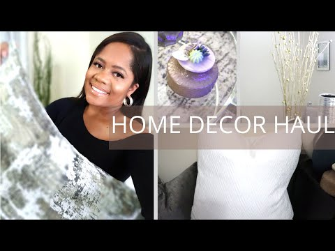 HOME DECOR HAUL 2020| APARTMENT DECOR | HOME DECOR For Fall Target, Homegoods, Marshalls, West Elm