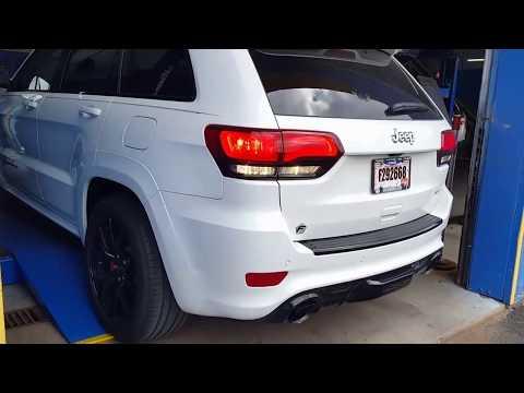 Resonator delete 2016 Jeep Grand Cherokee SRT