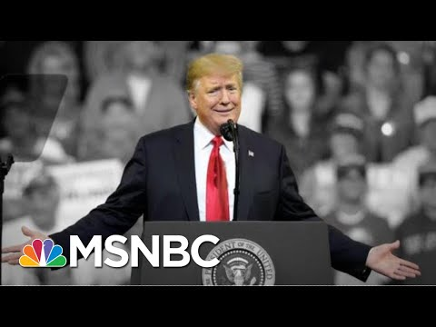 Donald Trump Attacks Crucial Mueller Witness Former WH Counsel Don McGahn   The 11th Hour   MSNBC
