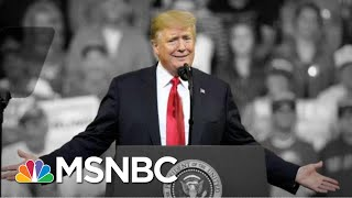 Donald Trump Attacks Crucial Mueller Witness Former WH Counsel Don McGahn | The 11th Hour | MSNBC