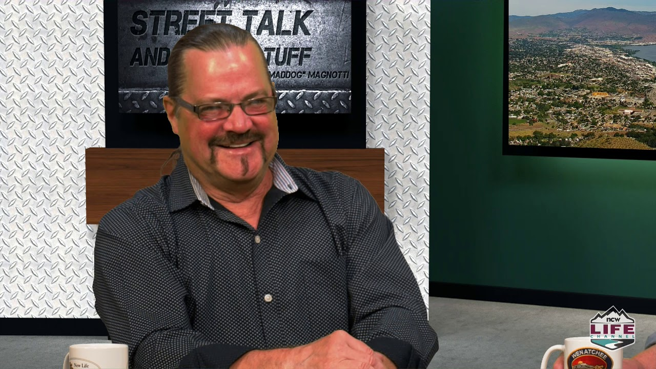 Street Talk & Other Stuff- Robert Sandidge