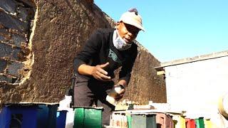 Mveliso Ntaba Maestro: Local Artist - Ivory Park South Africa