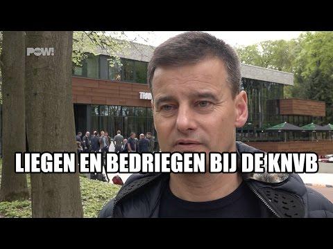 Chaos bij de KNVB