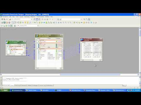 Informatica : XML Source.avi
