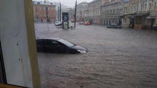 Россия и Казахстан уходят под воду. Режим чрезвычайной ситуации