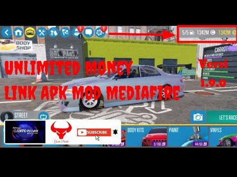 CarX Drift Racing 2 Versi 1.9.0 Mod Apk Android|NO ROOT