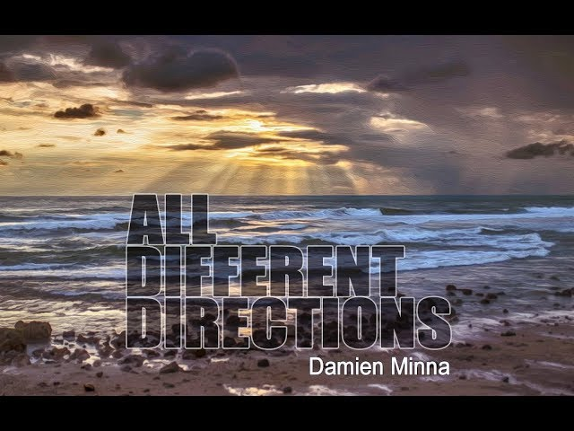 All Different Directions - The Book