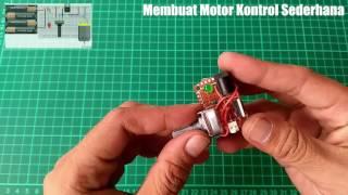 Download Video membuat motor kontrol sederhana MP3 3GP MP4