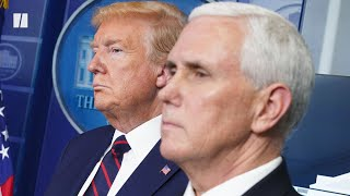 Mike Pence Sends Prayers As COVID-19 Death Toll Rises