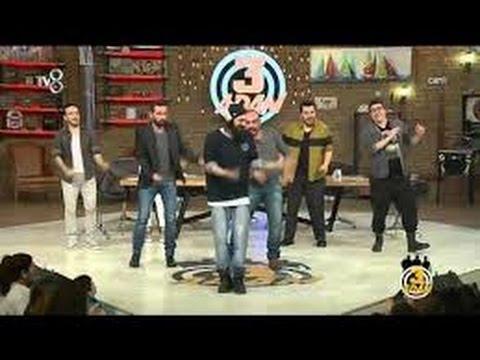 Adana Merkez Patlıyor Herkes TV 8 (3 Adam)