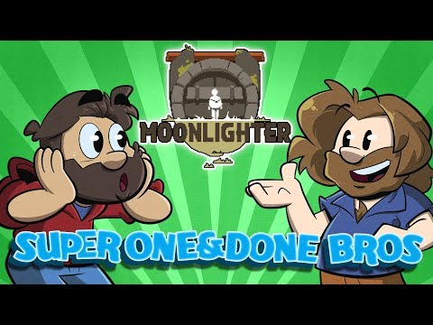 Super One and Done Bros. | Let's Play: Moonlighter | Super Beard Bros.