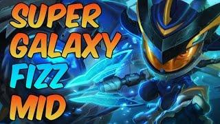 SUPER GALAXY FIZZ MID - League of Legends