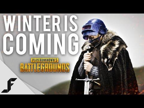 WINTER IS COMING - Battlegrounds