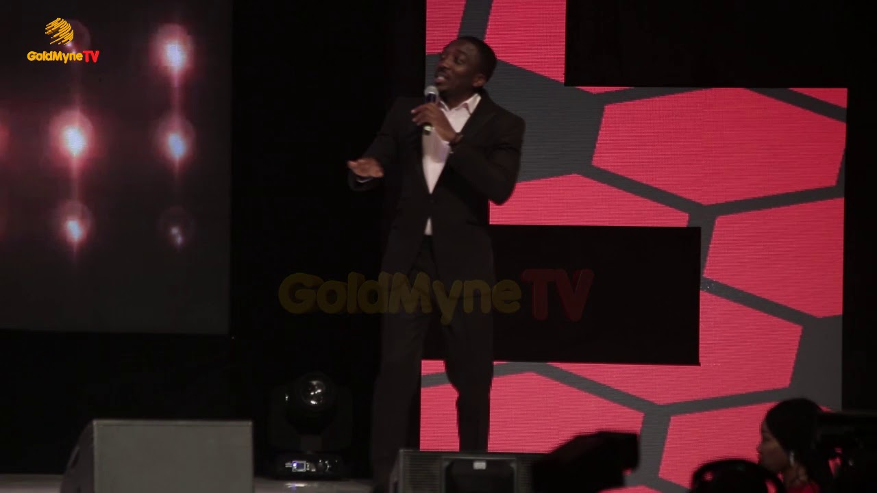 BOVI GIVES HOT JOKES AT THE SUN PUBLIC SERVICE AWARDS 2019