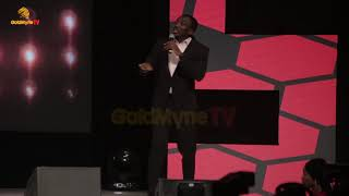 BOVI GIVES HOT JOKES AT THE SUN PUBLIC SERVICE AWARDS 2019