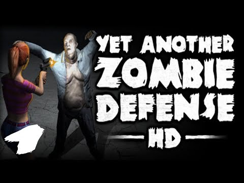 SURVIVE THE NIGHT | YET ANOTHER ZOMBIE DEFENSE HD #1