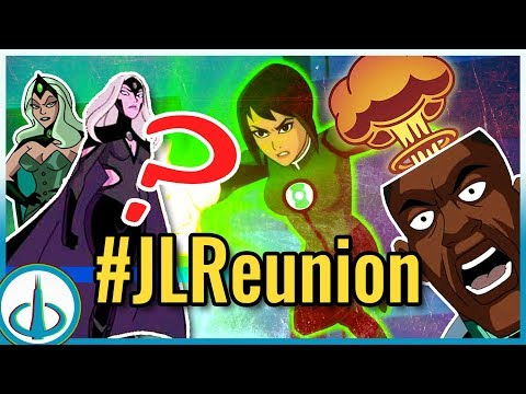 FATAL FIVE - The JL REUNION Weve Been Waiting For? | Watchtower Database