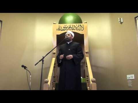 Imam Sherif Ayoup - Marrying Non Muslim Girl