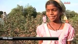in telangana school going children turn farm labourers