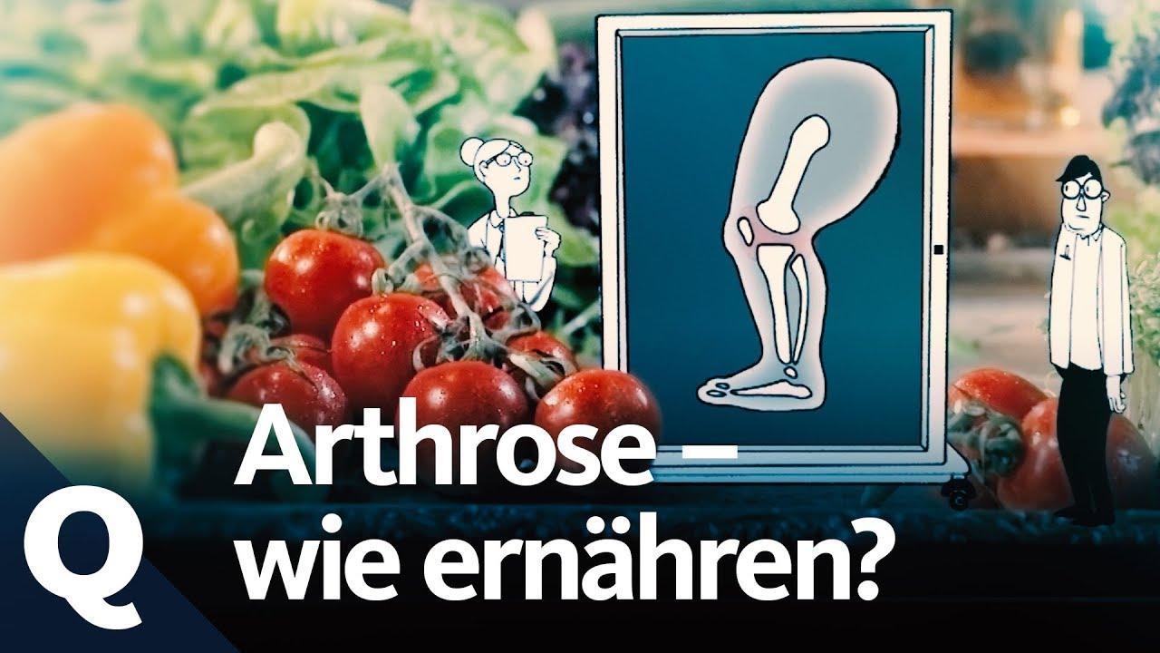 Vegane Ernährung bei Arthrose