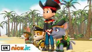 Paw Patrol | Pirate Pups to the Rescue Part 2 | Nick Jr. UK