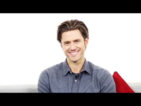 Ask a Star: GREASE: LIVE Star Aaron Tveit on Puppies, Hondas, Ninjas, Broadway Dream Co-Stars & More