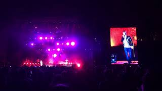 Misery - Maroon 5 - Red Pill Blues Tour in Quito - March 2018