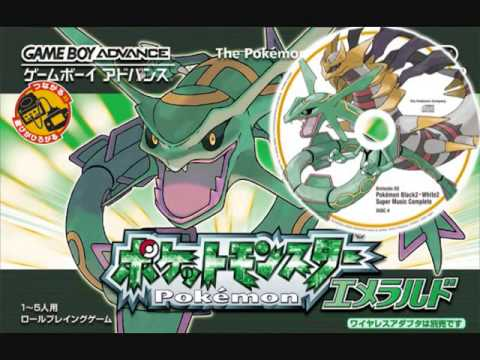 Battle Dome (Official Soundtrack) Theme - Pokemon Emerald