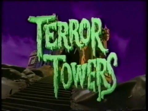 CITV's Terror Towers  Series 3 Episode 8  21st February 1996