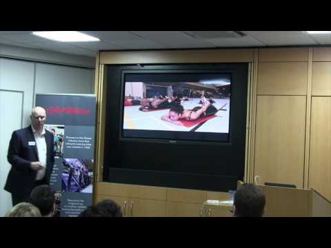 Dr Paul Bedford - Retention Guru - Lifefitness Event - Health Clubs