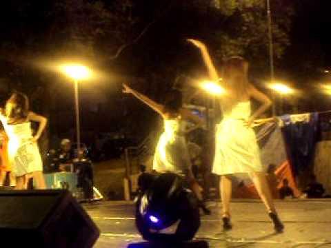 Cia De Dança Chagas Péres - Jazz Zouk