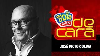 José Victor Oliva De Cara na FM O Dia (Melhores momentos)