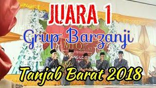 Download Lagu Juara 1 Barzanji Nashar Putra : MTQ Kab. Tanjab Barat Ke-47 mp3