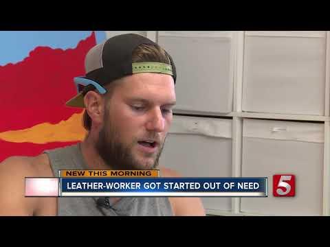 homeless-nashville-artist-creates-original-leather-work,-accessories-and-designs