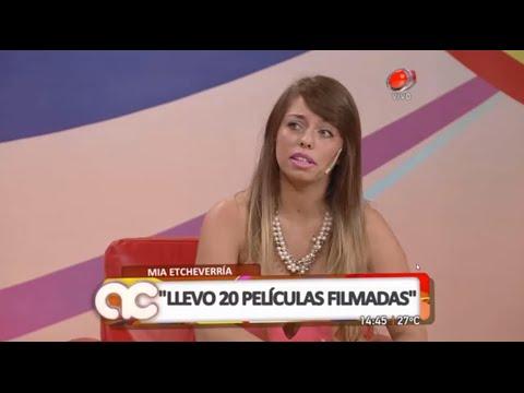 Conocé a la actriz porno uruguaya que le dijo no a Marcelo Tinelli