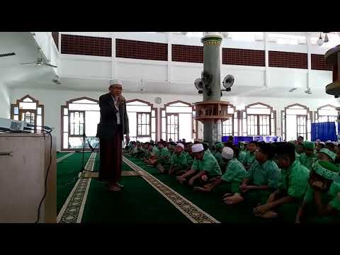 Donasi Kemanusiaan Peduli Muslim Rohingya SD Al Muttaqien Full Day School Surabaya