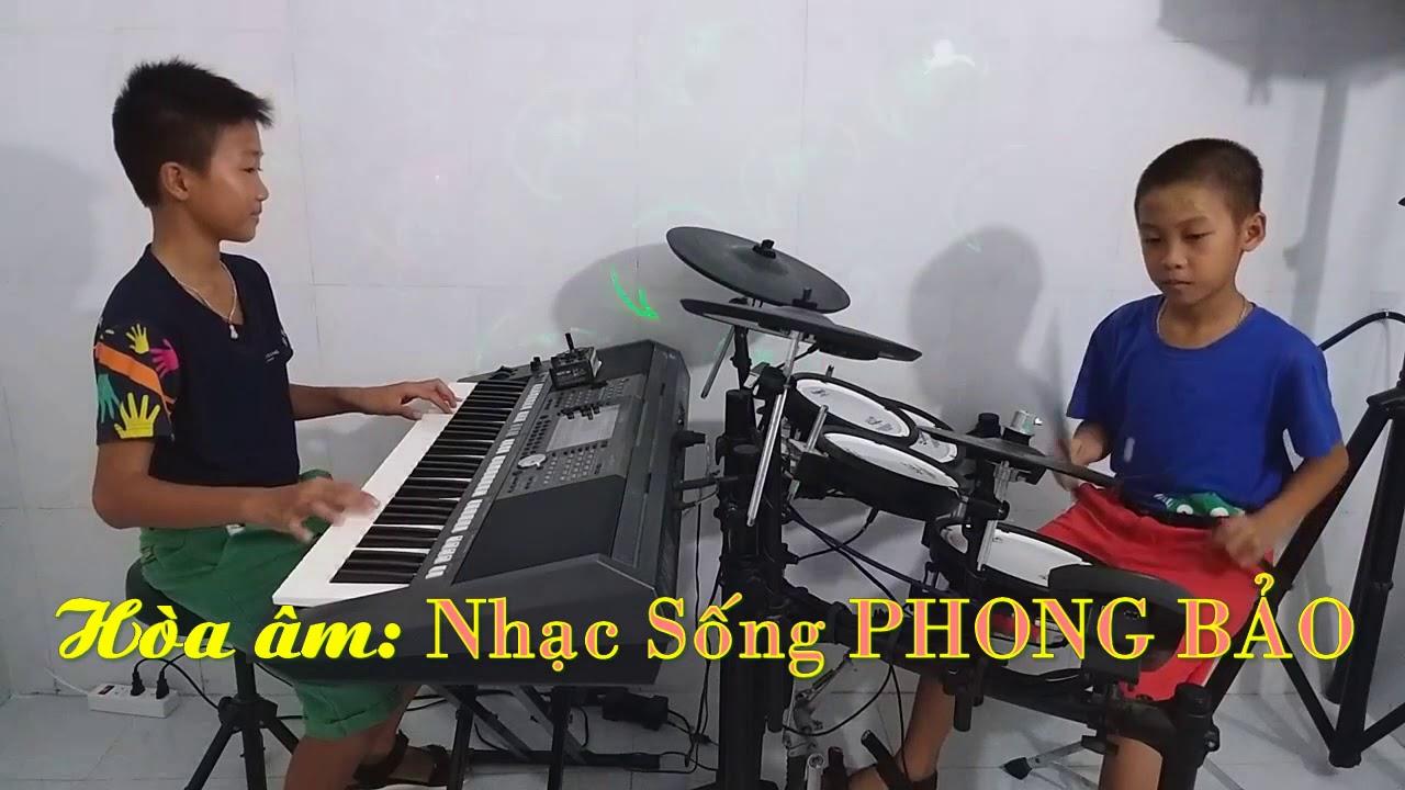 Duyên Tình [ KaraOke Nhạc sống Cha Cha Cha ] - Nhạc Sống PHONG BẢO