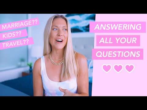 DIET SECRETS + WORKOUT ROUTINE + BODY IMAGE STRUGGLES ����Q&A telling you everything