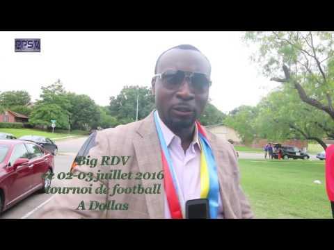 Independence day (DR CONGO) :Tournoi de basket-ball Avec EMMANUEL MUDIAY