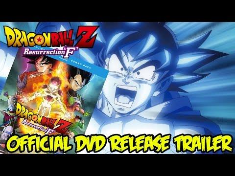 Dragon Ball Resurrection English Dvd Blu