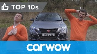 Things I hate (and love) about my Honda Civic Type R   Top10s