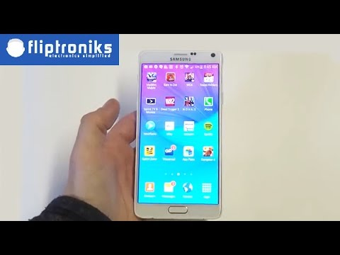 How To Make Your Samsung Galaxy Note 4 Faster - Fliptroniks.com