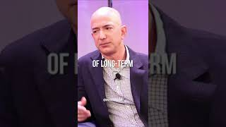 Jeff Bezos: Stock doesn't Equal IQ?