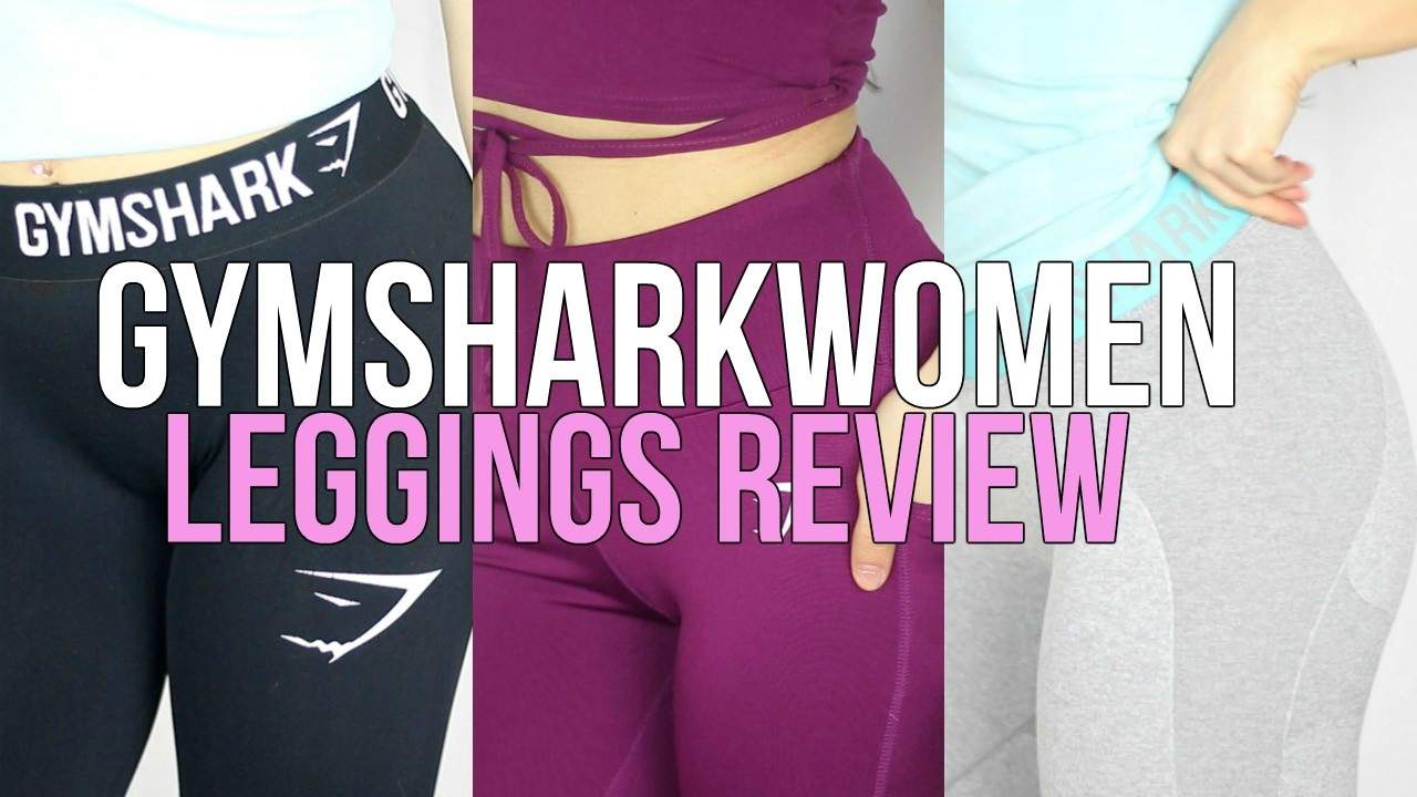 ec2763e736995 GYMSHARK WOMEN LEGGINGS REVIEW || Sculpture, Flex V2, Fit Leggings ...