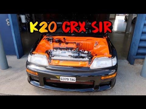 k20 crx sir glass roof tomparker youtube rh youtube com