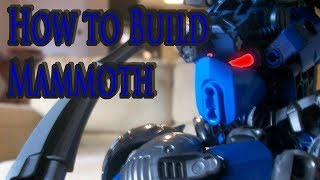 How-to-Build Mammoth