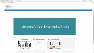 SOLVED: Google Chrome localhost   NET::ERR_CERT_AUTHORITY_INVALID