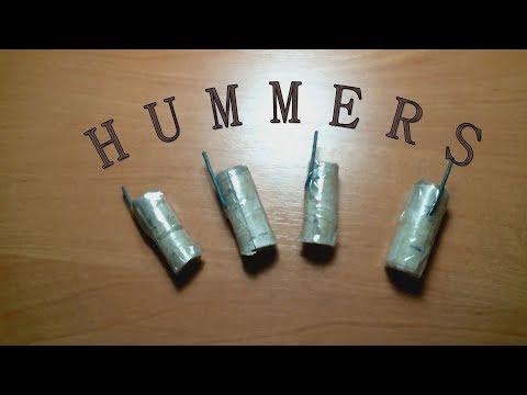 Как сделать петарду хаммер (жук, блуммер)