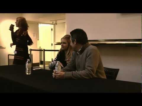 [Convention Hopper] FrostCon 2013 - Voice Acting Panel