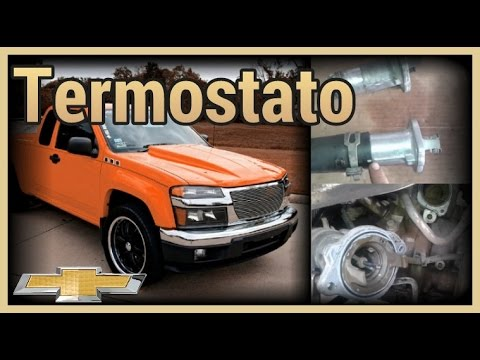 Termostato Chevrolet Colorado Youtube
